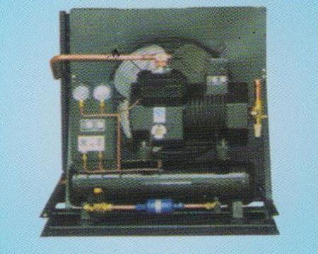 企鹅容积式制冷压缩风冷凝机组