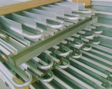 制冷电器为什么要选用铝排作为冷库蒸发器